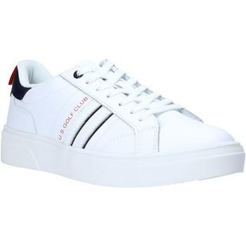 Sko Herre Lave sneakers U.s. Golf S20-SUS134 hvid