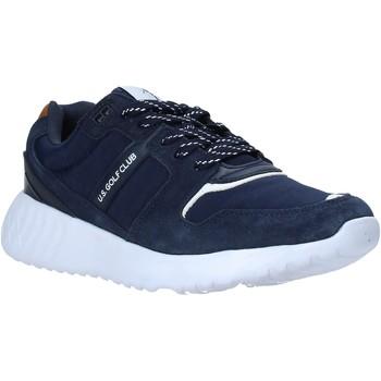 Sko Herre Lave sneakers U.s. Golf S20-SUS158 Blå