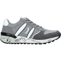 Sko Herre Lave sneakers U.s. Golf S20-SUS152 Grå
