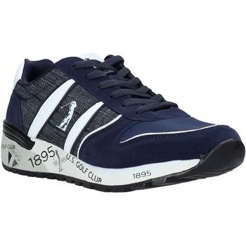 Sko Herre Lave sneakers U.s. Golf S20-SUS152 Blå