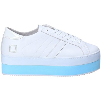 Sko Dame Lave sneakers Date W281-MO-LE-WH hvid