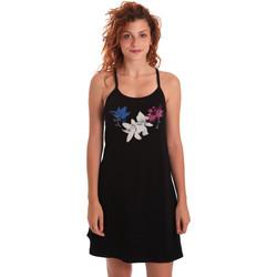 textil Dame Korte kjoler Key Up 5G30L 0001 Sort