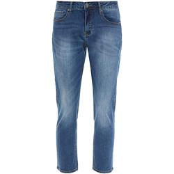 textil Dame Smalle jeans Gaudi 811BD26002 Blå