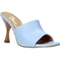 Sko Dame Tøfler Grace Shoes 6293Y014 Blå