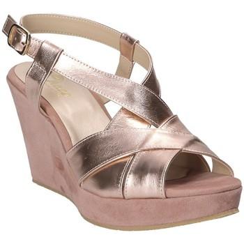 Sko Dame Sandaler Grace Shoes D 018 Lyserød