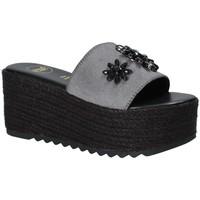 Sko Dame Tøfler Exé Shoes G47008347A13 Sort