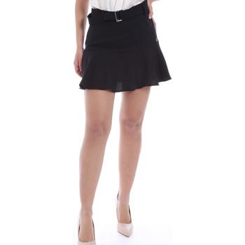 textil Dame Nederdele Gaudi 011BD75001 Sort