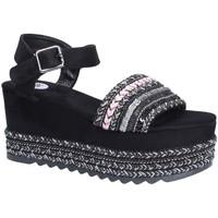 Sko Dame Sandaler Exé Shoes G4700618716 Sort