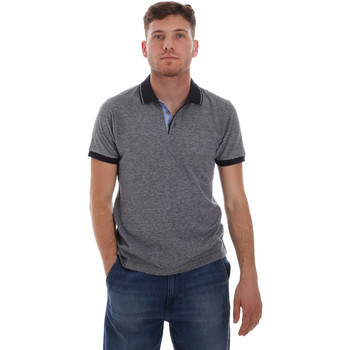textil Herre Polo-t-shirts m. korte ærmer Sseinse ME1526SS Blå