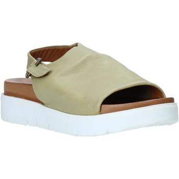 Sko Dame Sandaler Bueno Shoes 9N3404 Grøn