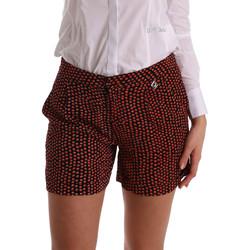 textil Dame Shorts Gaudi 73BD25209 Sort