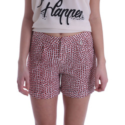 textil Dame Shorts Gaudi 73BD25209 Beige
