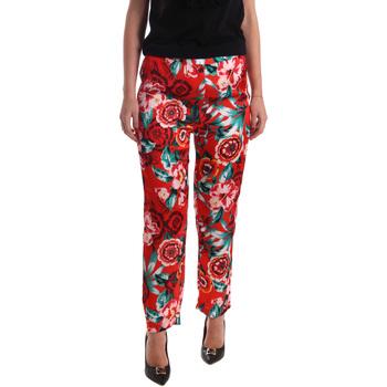 textil Dame Løstsiddende bukser / Haremsbukser Gaudi 73FD20201 Orange
