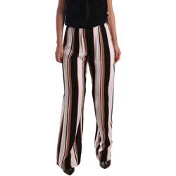 textil Dame Løstsiddende bukser / Haremsbukser Gaudi 73FD25220 Sort