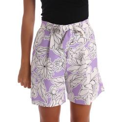 textil Dame Shorts Y Not? 17PEY003 Violet