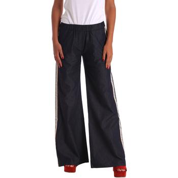 textil Dame Bootcut jeans Denny Rose 73DR22004 Blå