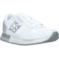 Sko Dame Lave sneakers Napapijri NA4ET6 Sølv