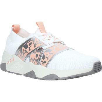 Sko Dame Lave sneakers Napapijri NA4ET7 hvid