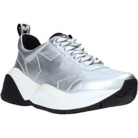 Sko Dame Lave sneakers Shop Art SA020040 Sølv