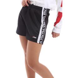 textil Dame Shorts Fila 687689 Sort