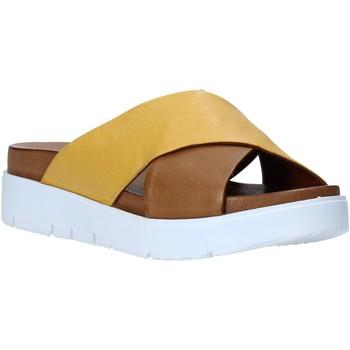 Sko Dame Tøfler Bueno Shoes N3408 Brun