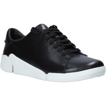 Sko Dame Lave sneakers Clarks 26146821 Sort