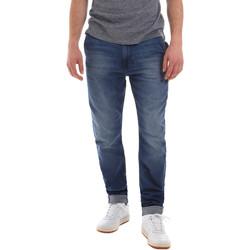 textil Herre Jeans Calvin Klein Jeans J30J314597 Blå