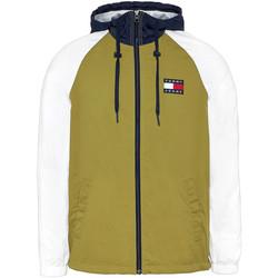 textil Herre Sweatshirts Tommy Jeans DM0DM08096 Grøn