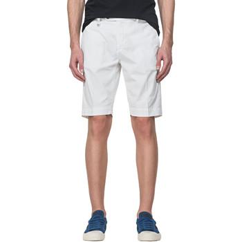 textil Herre Shorts Antony Morato MMSH00141 FA800129 hvid