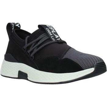 Sko Herre Lave sneakers Replay GMS2B 240 C0002T Sort