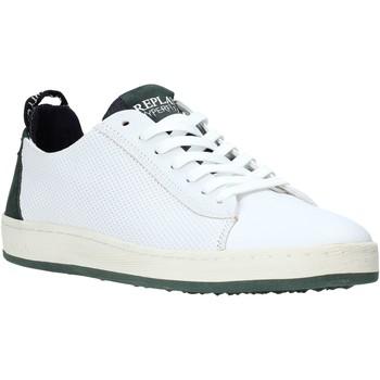 Sko Herre Lave sneakers Replay GMZ52 240 C0022L hvid