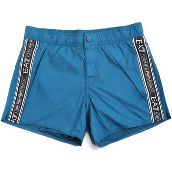 textil Herre Badebukser / Badeshorts Ea7 Emporio Armani 902039 0P734 Blå