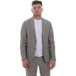 textil Herre Jakker / Blazere Sseinse GAE561SS Brun