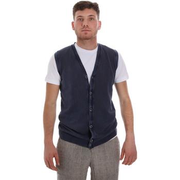 textil Herre Veste / Cardigans Sseinse ME1512SS Blå