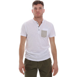 textil Herre T-shirts m. korte ærmer Sseinse ME1600SS hvid