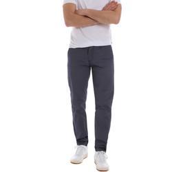 textil Herre Chinos / Gulerodsbukser Sseinse PSE569SS Blå