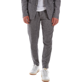 textil Herre Habit bukser Sseinse PSE587SS Blå