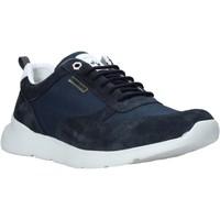 Sko Herre Lave sneakers Lumberjack SM82012 001 X97 Blå