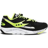 Sko Herre Lave sneakers Saucony S70460 Sort
