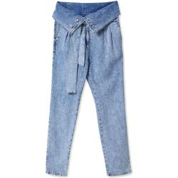 textil Dame Jeans Liu Jo UA0129 D4461 Blå