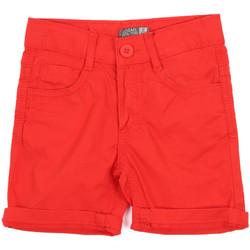 textil Børn Shorts Losan 015-9655AL Rød