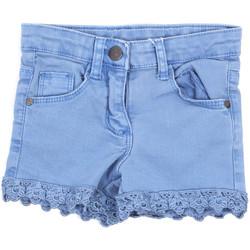 textil Børn Shorts Losan 016-9001AL Blå