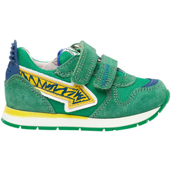 Sko Børn Lave sneakers Naturino 2014913 01 Grøn
