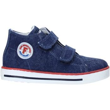 Sko Børn Høje sneakers Falcotto 2014604 04 Blå