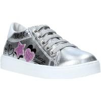 Sko Pige Lave sneakers Falcotto 2014628 02 Sølv