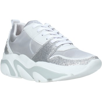 Sko Dame Lave sneakers Apepazza S0EASY01/MIX Sølv