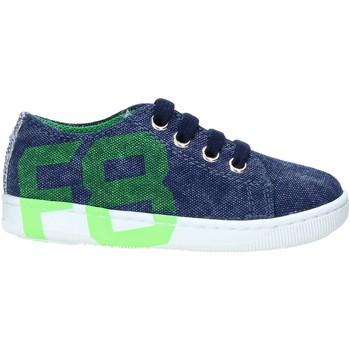 Sko Børn Lave sneakers Falcotto 2014671 02 Blå