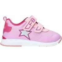 Sko Pige Lave sneakers Falcotto 2013512 01 Lyserød
