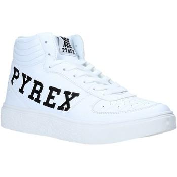 Sko Dame Høje sneakers Pyrex PY020207 hvid