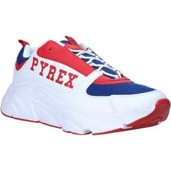 Sko Herre Lave sneakers Pyrex PY020206 hvid
